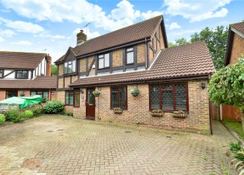 Thumbnail 4 bed detached house for sale in Glencoe Road, Yeading, Hayes, Middlesex