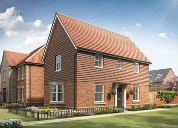 "Thumbnail 3 bed detached house for sale in ""Hatton"" at Winchester Road, Whitchurch"