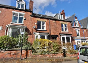 Thumbnail 4 bedroom terraced house for sale in Wayland Road, Sharrow Vale, Sheffield