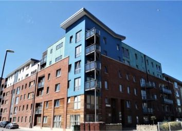 Thumbnail 2 bed flat for sale in Sweetman Place, Temple Quay