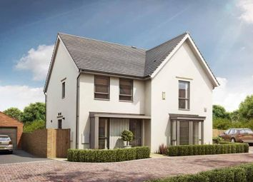 "Thumbnail 4 bed detached house for sale in ""Cambridge"" at Marsh Lane, Harlow"