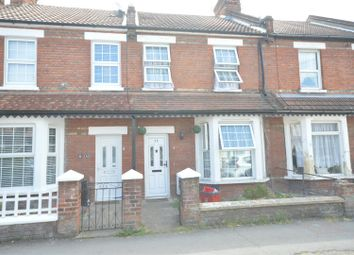 Thumbnail 2 bed terraced house for sale in Key Road, Clacton-On-Sea