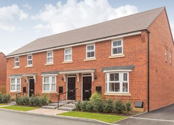 "Thumbnail 3 bedroom semi-detached house for sale in ""Archford"" at Park View, Moulton, Northampton"