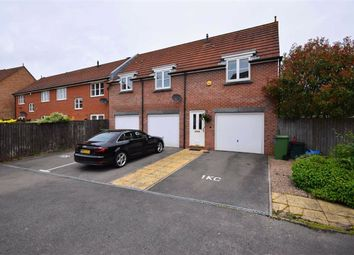 Thumbnail 2 bed end terrace house for sale in Kingfisher Court, Cheltenham, Gloucestershire