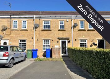 Thumbnail 2 bed terraced house to rent in Chase Mews, Chase Farm Estate, Blyth