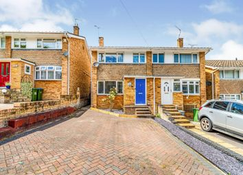 Thumbnail Semi-detached house for sale in Edelvale Road, West End, Southampton
