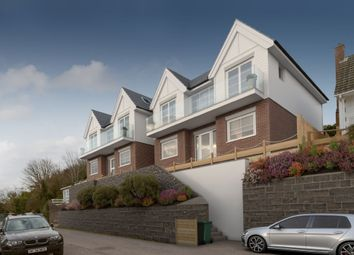 Thumbnail 4 bed detached house for sale in Torridge Road, Appledore