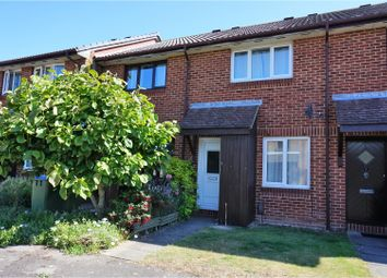 Thumbnail 2 bed terraced house for sale in Woodrush Crescent, Locks Heath