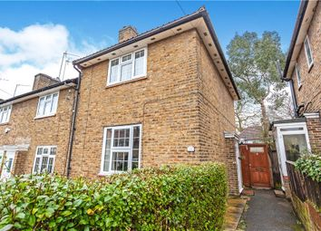 Thumbnail 2 bed end terrace house for sale in Sunnymead Road, London