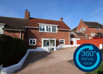 Thumbnail 3 bed semi-detached house for sale in Elizabeth Avenue, Exeter