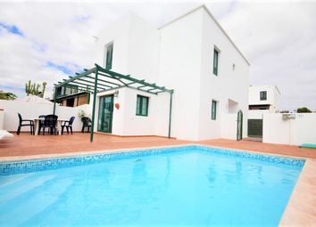 Thumbnail 4 bed detached house for sale in Costa Teguise, Costa Teguise, Lanzarote, Canary Islands, Spain