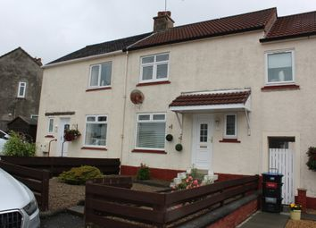 2 bed terraced house for sale in Beauly Crescent, Kilmarnock KA1