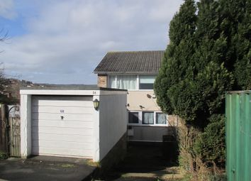 Thumbnail 3 bedroom end terrace house to rent in Haldon Close, Bristol