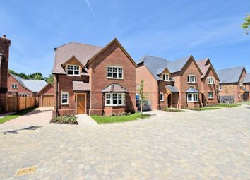 Thumbnail 4 bed detached house for sale in Arborfield, Reading