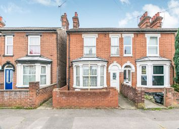 Thumbnail 3 bed semi-detached house for sale in Faraday Road, Ipswich