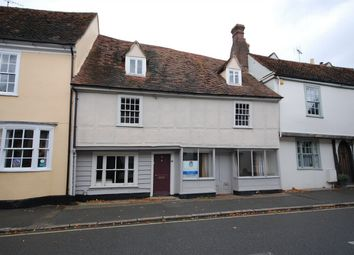 Thumbnail 5 bed terraced house to rent in Church Street, Coggeshall, Essex