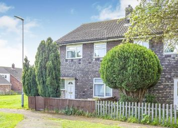 Thumbnail 3 bed end terrace house for sale in Elm Close, Huntingdon, Cambridgeshire, Uk