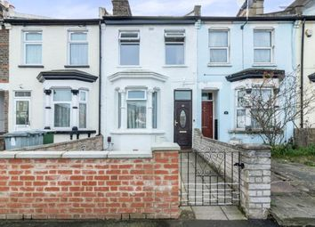 Thumbnail 4 bed terraced house for sale in Forest Gate, London, England