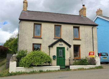 Thumbnail 3 bed detached house for sale in Brynelm, Saron, Llandysul, Carmarthenshire