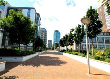 Thumbnail 2 bed flat for sale in Wallis House, Great West Quarter, Brentford, Middlesex
