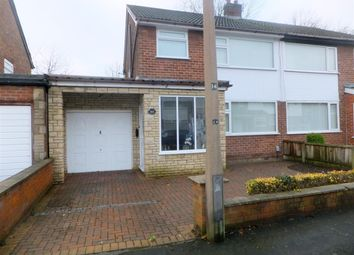 Thumbnail 3 bed semi-detached house for sale in Mossdale Drive, Rainhill, Prescot