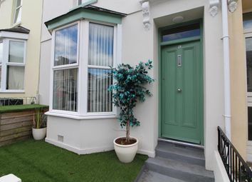 Thumbnail 2 bed terraced house for sale in Widey View, Mannamead, Plymouth
