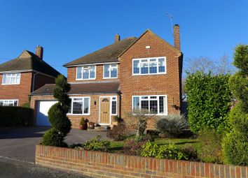 Thumbnail 4 bed detached house for sale in Exeter Close, Tonbridge