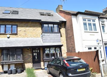 Thumbnail 3 bedroom end terrace house for sale in Clarence Road, London