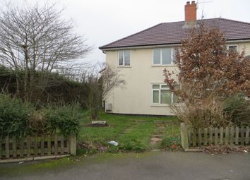 Thumbnail 1 bed flat to rent in Reabrook Road, Longbridge, Northfield, Birmingham