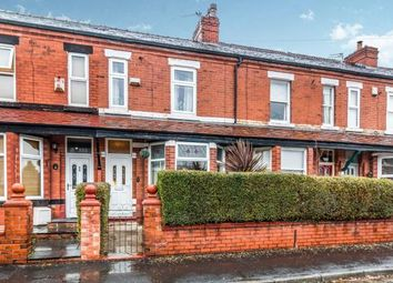 Thumbnail 3 bed terraced house for sale in Linley Road, Sale, Manchester, Greater Manchester
