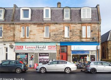Thumbnail 2 bed flat for sale in East King Street, Helensburgh, Argyll And Bute