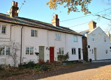 Thumbnail 2 bed terraced house to rent in Hunts Common, Hartley Wintney, Hook