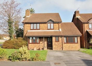 Thumbnail 5 bedroom detached house for sale in Missenden Acres, Hedge End, Southampton