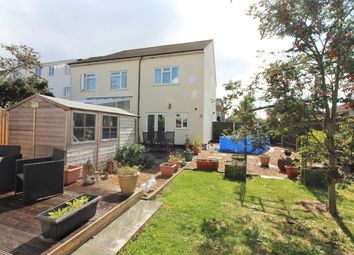Thumbnail 2 bed semi-detached house for sale in Upper Farm Road, West Molesey