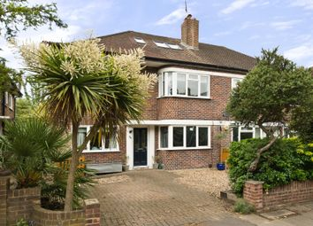 Thumbnail 3 bed property for sale in Merton Hall Road, London