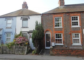 Thumbnail 2 bed terraced house to rent in St Johns Road, Newbury