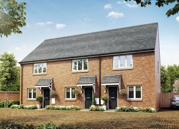 """Thumbnail 2 bed end terrace house for sale in """"The Hardwick"""" at Court Road, Brockworth, Gloucester"""