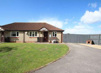 Thumbnail 2 bed semi-detached bungalow for sale in Hayne Walk, Chilton Polden, Bridgwater