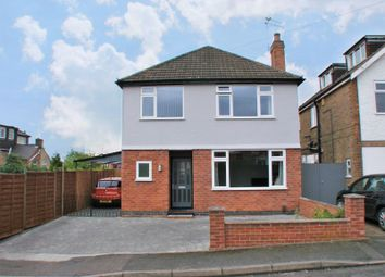 Thumbnail 3 bed detached house for sale in Harlequin Close, Radcliffe-On-Trent, Nottingham