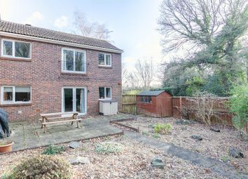 Thumbnail 3 bed end terrace house for sale in Yewlands Walk, Ifield, Crawley, West Sussex