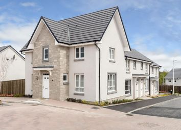 "Thumbnail 3 bedroom end terrace house for sale in ""Dunrobin"" at Loirston Road, Cove Bay, Aberdeen"