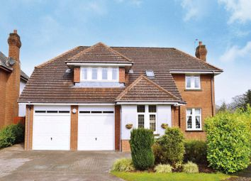 Thumbnail 5 bed detached house for sale in Lynebank Grove, Newton Mearns, Glasgow