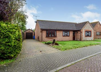 Thumbnail 3 bed detached bungalow for sale in Micawber Mews, Blundeston, Lowestoft