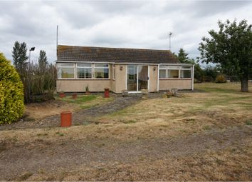 Thumbnail 3 bedroom detached bungalow for sale in Brickmakers Arms Lane, March