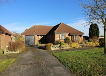 Thumbnail 3 bed bungalow for sale in Meadowfield, Middle Rasen