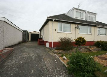 Thumbnail 3 bed semi-detached house for sale in Nant Y Coed, Llandudno Junction