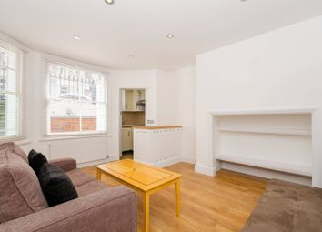 Thumbnail 1 bed flat to rent in Marloes Road, High Street Kensington, London