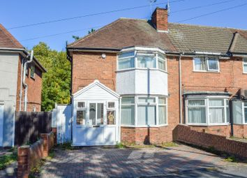 Thumbnail 3 bed end terrace house for sale in Wicklow Drive, Evington, Leicester