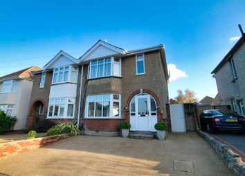 Thumbnail 3 bed semi-detached house for sale in Houlton Road, Poole