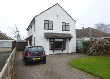 Thumbnail 3 bed detached house for sale in Hinckley Road, Stoke Golding, Nuneaton
